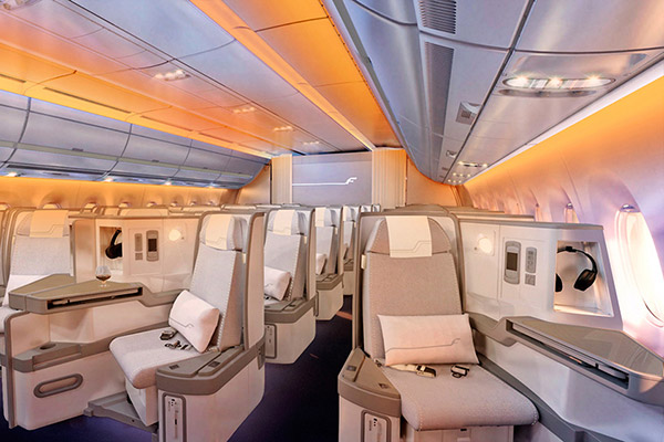 Finnair's New A350 XWB Wins Recognition for Cabin Design