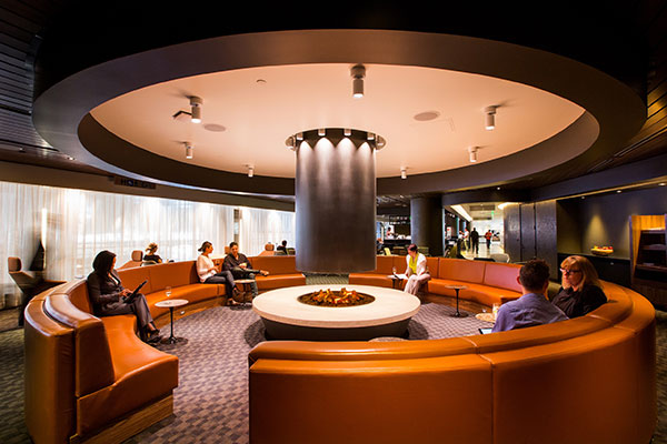 Qantas Triples The Size of Its LA Lounges with Completion of Major Upgrade