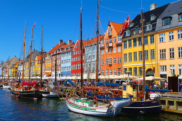 New York NY USA (JFK) – Copenhagen Denmark (CHP) from $347 Round Trip