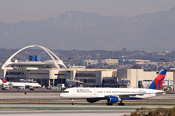 Delta Announced it's First Check-in Lounge at LAX Terminal 5