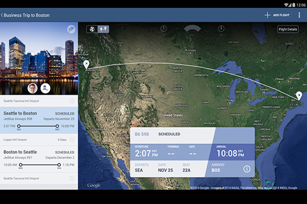 5 Apps to Help You Track Your Flight