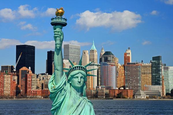 Moscow Russia (SVO) – New York NY USA (JFK) from 17,464 RUB Round Trip