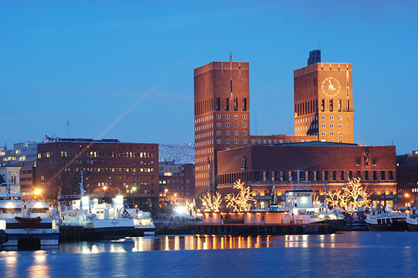 New York NY USA (JFK) – Oslo Norway (OSL) from $280 Round Trip