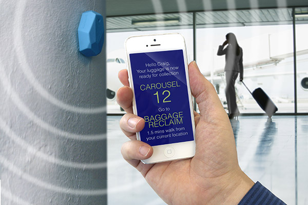 Hong Kong International Airport to Feature Location Based Alerts