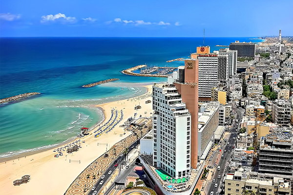 Berlin Germany (SFX) – Tel Aviv Israel (TLV) from €97 Round Trip