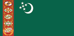 flag_m_Turkmenistan