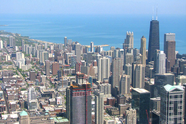 San Diego CA USA (SAN) – Chicago IL USA (ORD) from $96 Round Trip
