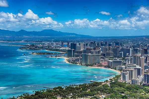 Sydney Australia (SYD) – Honolulu HI USA (HNL) from $498 AUD Round Trip
