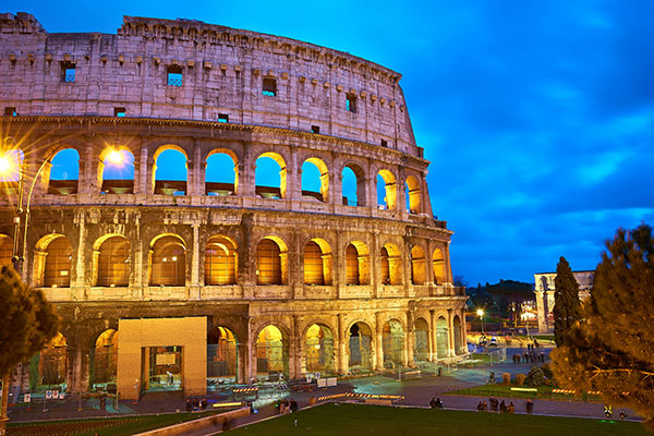 Cape Town South Africa (CPT) – Rome Italy (FCO) from 6,521 ZAR Round Trip